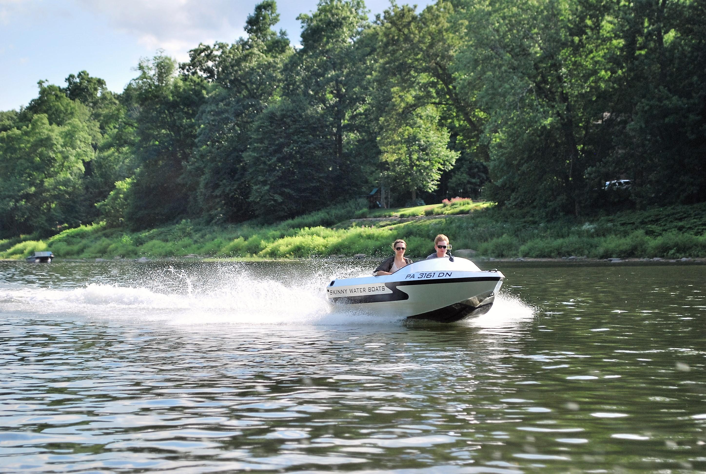 Mini Jet Boat 2