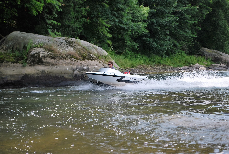 Mini Jet Boat 8