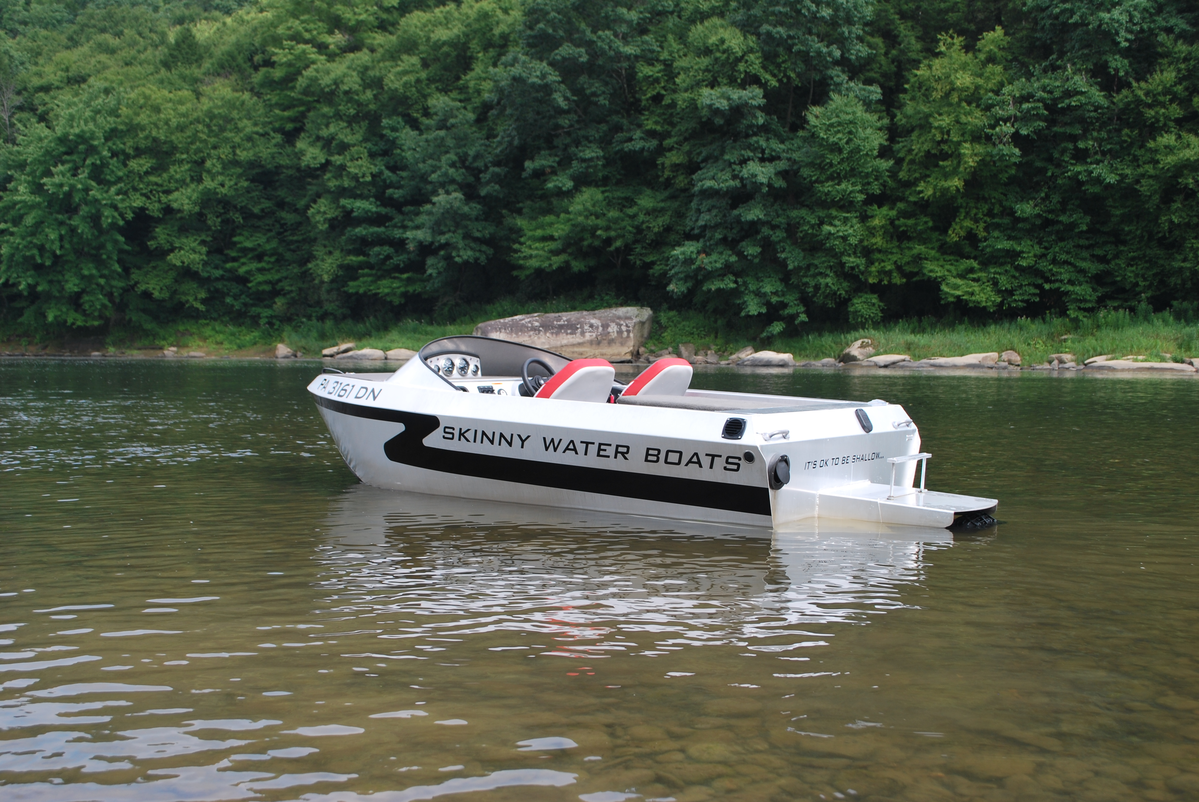 Mini Jet Boat 14