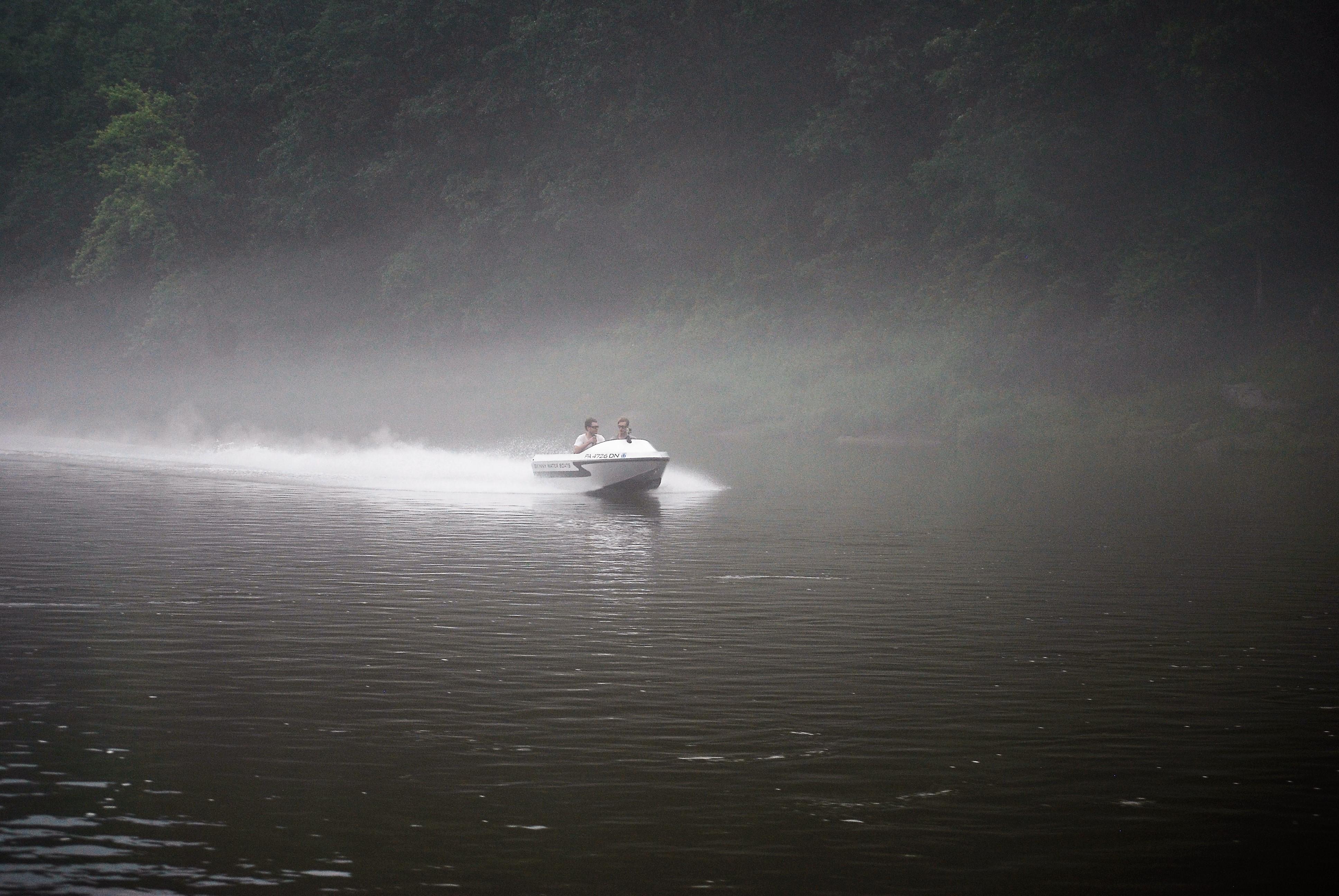 Mini Jet Boat 16