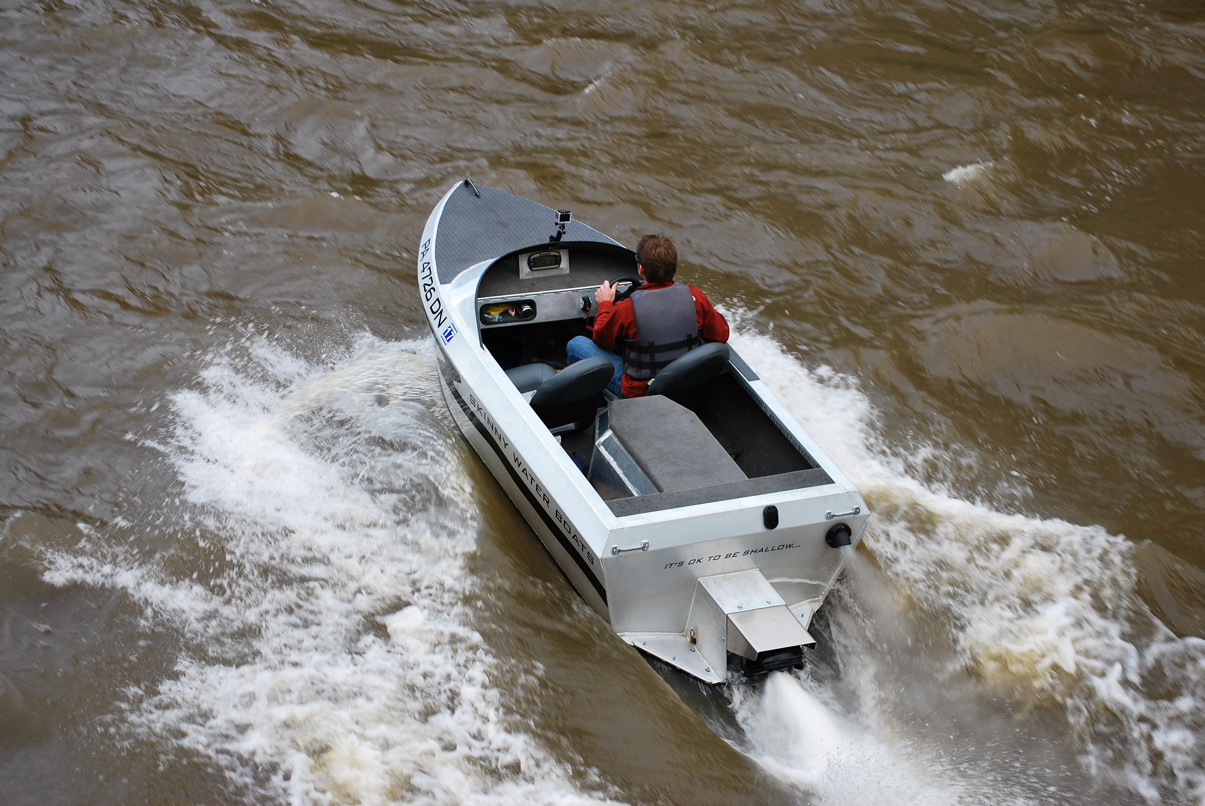 Mini Jet Boat 19