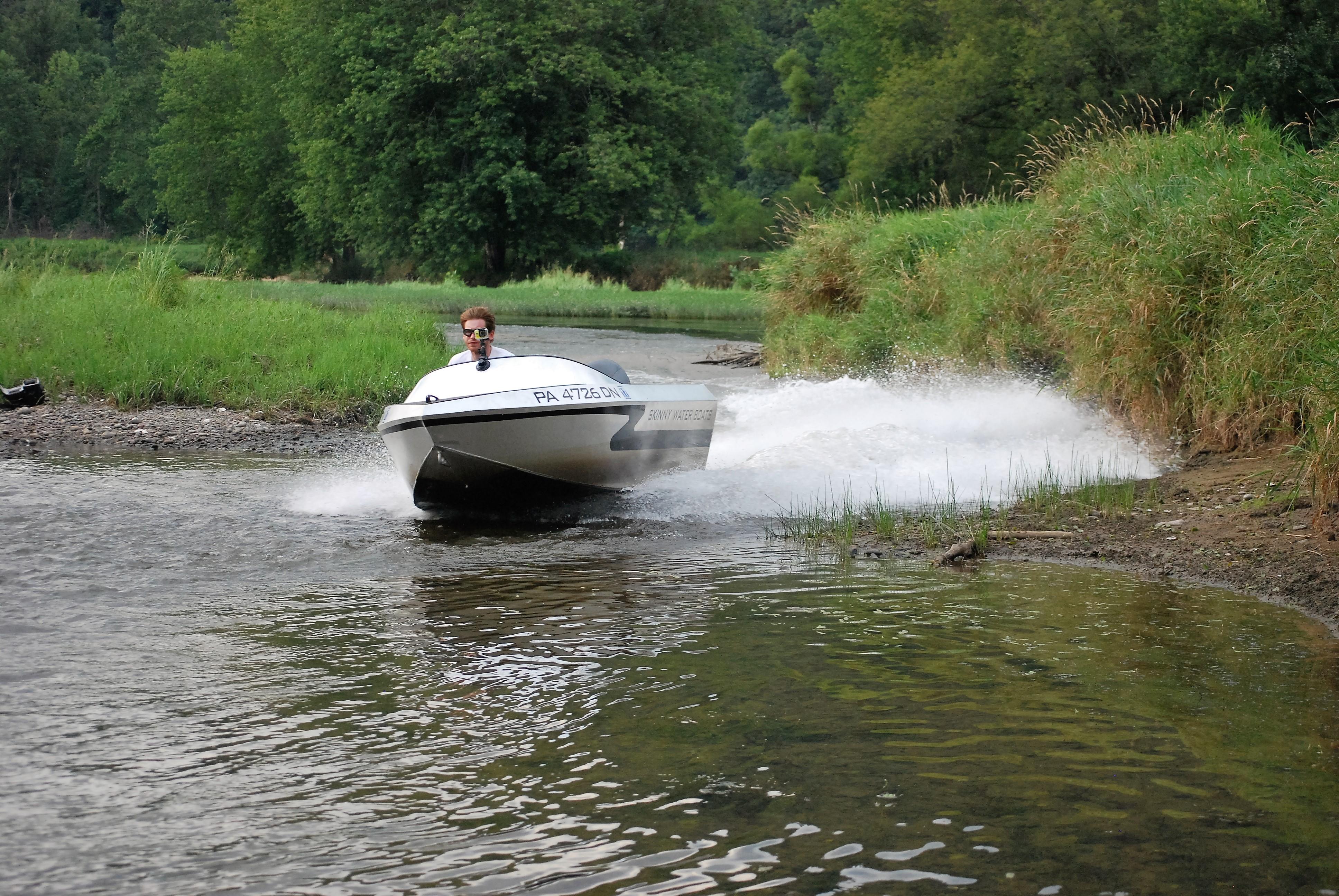 Mini Jet Boat 26